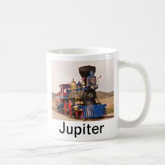 Jupiter Basic White Mug