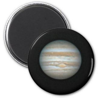 Jupiter by Meade LX200 6 Cm Round Magnet
