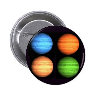 Jupiter Collage Pin