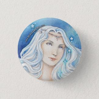 Jupiter Deo, Goddess of Wade 3 Cm Round Badge