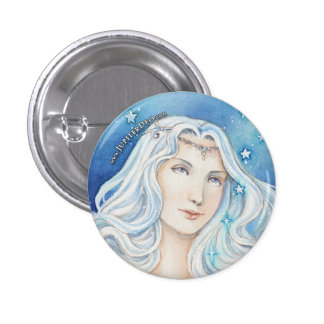 Jupiter Deo, Goddess of Wade 3 Cm Round Badge