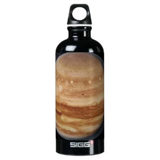 Jupiter design Your Custom traveler (0.6L), black SIGG Traveller 0.6L Water Bottle