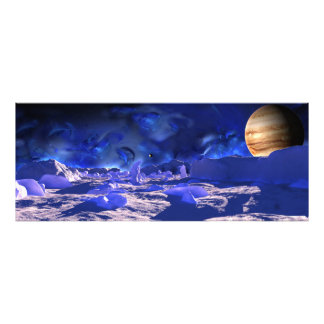 Jupiter from Europa Photo Print
