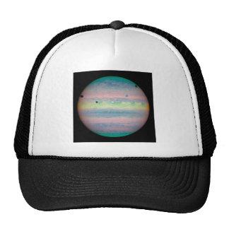 Jupiter Mesh Hat