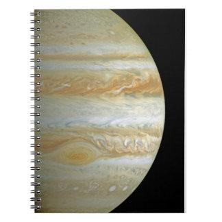 Jupiter Hemisphere at Emporio Moffa Note Books