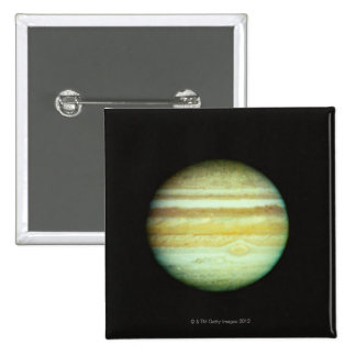 Jupiter in True Colour Buttons