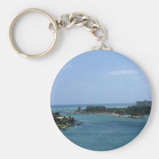 Jupiter Inlet Key Ring