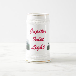 JUPITER INLET LIGHT STEIN BEER STEINS