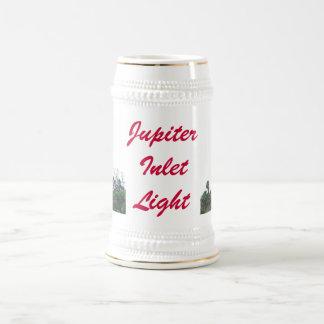 JUPITER INLET LIGHT STEIN BEER STEINS