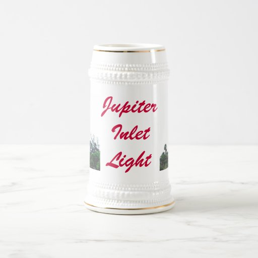 JUPITER INLET LIGHT STEIN MUGS
