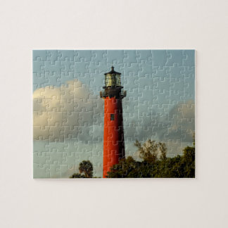 Jupiter Inlet Lighthouse Jigsaw Puzzles