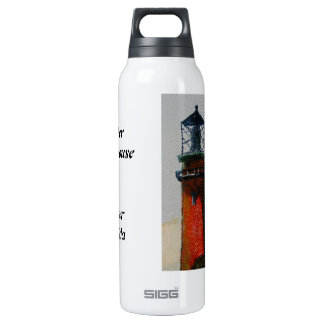 Jupiter Inlet Lighthouse Water Bottle 0.5 Litre Insulated SIGG Thermos Water Bottle