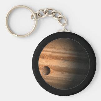 Jupiter Key Ring