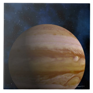 Jupiter Large Square Tile
