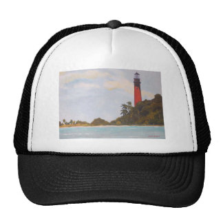 Jupiter Lighthouse Mesh Hats