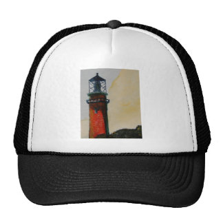 Jupiter Lighthouse Trucker Hats
