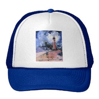 Jupiter lighthouse trucker hat