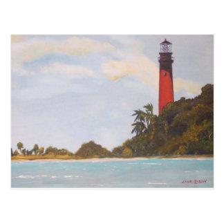 Jupiter Lighthouse Postcard