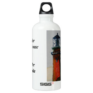 Jupiter Lighthouse SIGG Traveller 0.6L Water Bottle