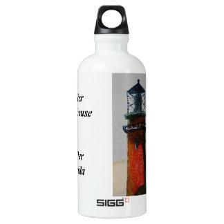 Jupiter Lighthouse SIGG Traveller 0.6L Water Bottle