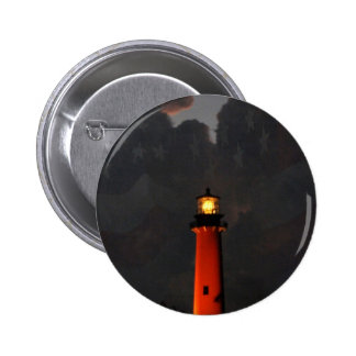 Jupiter Lighthouse with flag Button
