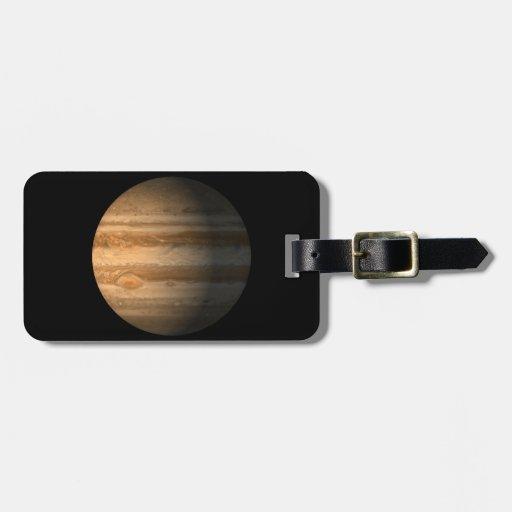 Jupiter Luggage Tags
