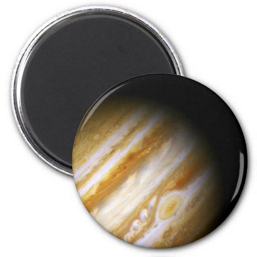 Jupiter Refrigerator Magnet