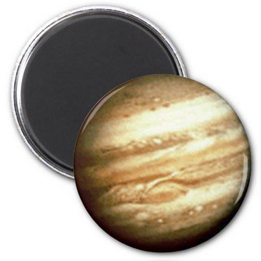 Jupiter Refrigerator Magnets