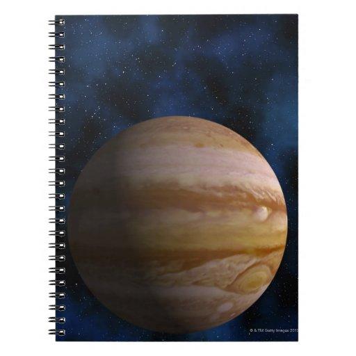 Jupiter Note Book