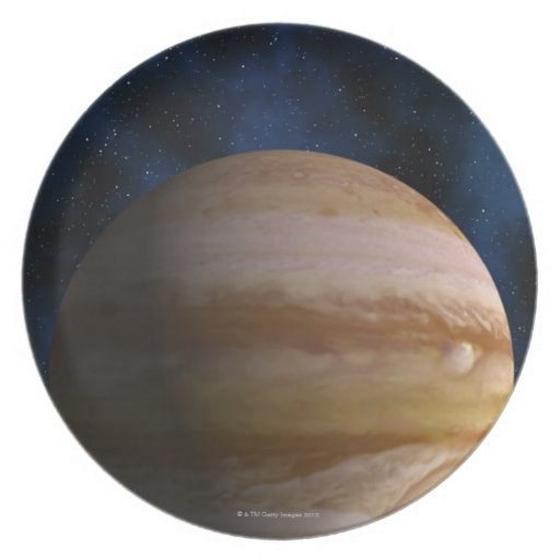 Jupiter Dinner Plate