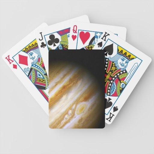 Jupiter Deck Of Cards