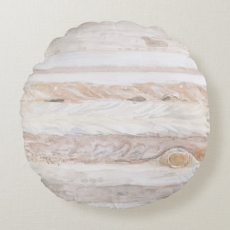 Jupiter Round Cushion