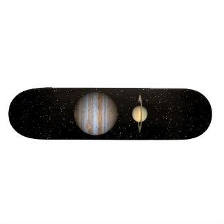 Jupiter Saturn - Skateboard