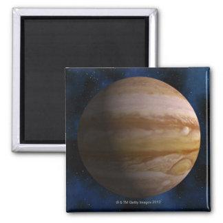 Jupiter Square Magnet