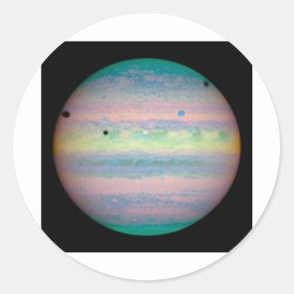 Jupiter Stickers