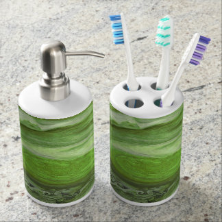 Jupiter Storm Bathroom Set