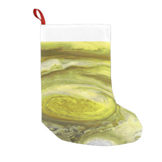 Jupiter Storm Small Christmas Stocking