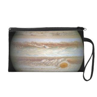 Jupiter (WFC3:UVIS, April 21, 2014) Wristlet Clutch