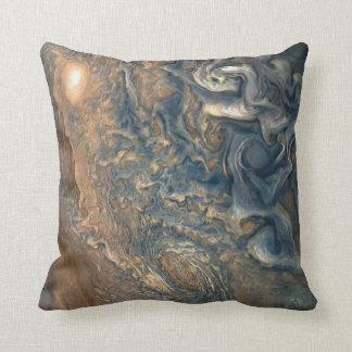 Jupiter's Clouds Cushion