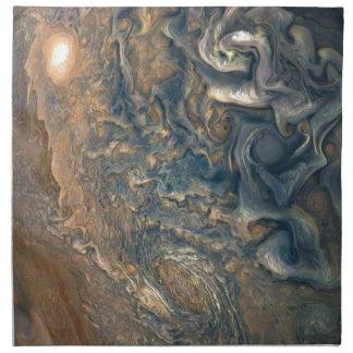 Jupiter's Clouds Napkin