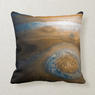 Jupiter's Great Red Spot from Junocam (2017) Cushion
