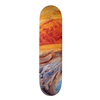Jupiter's Great Red Spot - NASA Voyager Photo 21.6 Cm Skateboard Deck