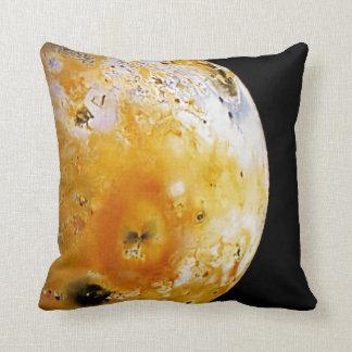 Jupiter's Moon Io Pillow
