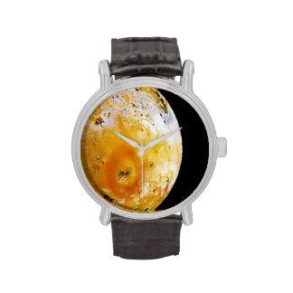 Jupiter's Moon Io Wristwatch