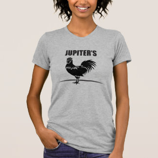 Jupiters ...Rooster Women's Tshirt