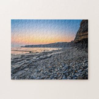 Jurassic Coastline Jigsaw Puzzle