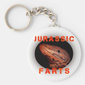 Jurassic Farts Key Chain