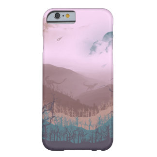 Jurassic Landscape Barely There iPhone 6 Case