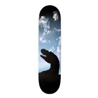 Jurassic Sky Skate Board