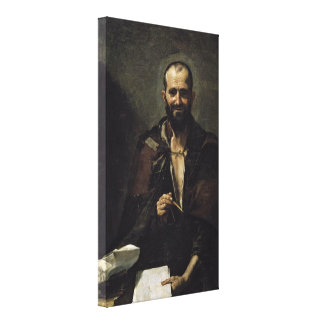 Jusepe de Ribera - Archimedes Gallery Wrapped Canvas